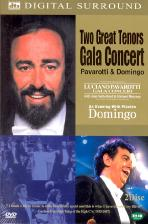파바로티 & 도밍고: 갈라 콘서트 [TWO GREAT TENORS GALA CONCERT: PAVAROTTI & <!HS>DOMINGO<!HE>]