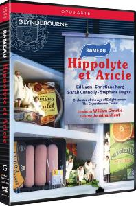 HIPPOLYTE ET ARICIE/ WILLIAM CHRISTIE [라모: 히폴리트와 아리시]