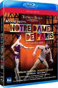 NOTRE DAME DE PARIS/ PAUL CONNELLY, ROLAND PETIT [롤랑 프티: 발레 노트르담 드 파리]