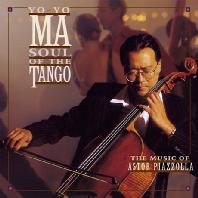 YO-YO MA - SOUL OF THE TANGO: THE MUSIC OF ASTOR PIAZZOLLA [요요마: 피아졸라 탱고 앨범]