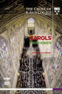 FAVOURITE CAROLS FROM KING'S/ STEPHEN CLEOBURY [킹스 칼리지 캠브리지: 유명 캐롤 모음집]
