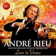 ANDRE RIEU - LOVE IN VENICE [앙드레 류: 베니스의 사랑]