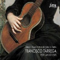 PIECES AND TRANSCRIPTIONS FOR GUITAR/ FERNANDO ESPI [타레가: 알함브라 궁전의 추억 & 기타 편곡집]