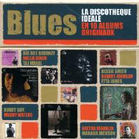 THE PERFECT BLUES COLLECTION 10 ORIGINAL ALBUMS