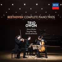 BEETHOVEN COMPLETE PIANO TRIOS [4CD+2DVD] [트리오 오원: 베토벤 피아노 삼중주 전곡집]