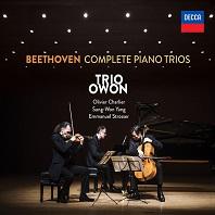 BEETHOVEN COMPLETE PIANO TRIOS [4CD+2DVD] [트리오 오원: 베토벤 피아노 삼중주 전곡집]