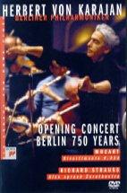 OPENING CONCERT BERLIN 750 YEARS/ <!HS>HERBERT<!HE> VON <!HS>KARAJAN<!HE>