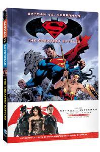 (그래픽노블)배트맨 대 슈퍼맨: 저스티스의 시작 U.E [그래픽노블 한정판] [BATMAN V SUPERMAN: DAWN OF JUSTICE]
