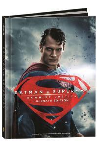 (디지북)배트맨 대 슈퍼맨: 저스티스의 시작 U.E [디지북 한정판] [BATMAN V SUPERMAN: DAWN OF JUSTICE]