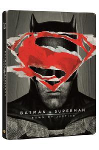 (2D+UE스틸북)배트맨 대 슈퍼맨: 저스티스의 시작 U.E [스틸북 한정판] [BATMAN V SUPERMAN: DAWN OF JUSTICE]