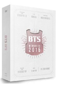 MEMORIES OF 2015 [4DVD+포토북]