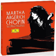 CHOPIN: THE COMPLETE RECORDINGS ON DEUTSCHE GRAMMOPHON [마르타 아르헤리치: DG 쇼팽 녹음 전집]