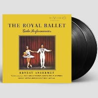 GALA PERFORMANCES/ THE ROYAL BALLET, ERNEST ANSERMET [LIVING STEREO] [LP+BOOK] [로열 발레단 갈라 퍼포먼스: 에르네스트 앙세르메]