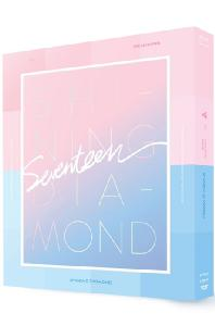 SHINING DIAMOND CONCERT: 2016 LIKE SEVENTEEN [2DVD+포토북]