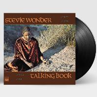 스티비 원더(STEVIE WONDER) - TALKING BOOK [LP][미국수입]*