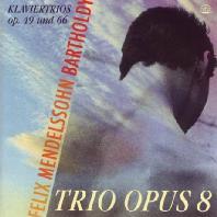 PIANO TRIOS OP.49 & 66/ TRIO OPUS 8 [멘델스존: 피아노 트리오 - 트리오 오푸스 8]