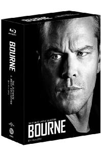 본 4무비 콜렉션 [BOURNE: THE ULTIMATE 4 MOVIE COLLECTION]