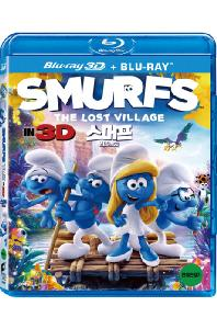 스머프: 비밀의 숲 3D+2D [SMURFS: THE LOST VILLAGE]