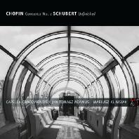 PIANO CONCERTO NO.2 & UNFINISHED/ MARIUSZ KLIMSIAK [쇼팽: 피아노 협주곡 2번 & 슈베르트: 미완성 교향곡 - 아다무스, 클림샤크]