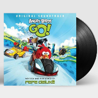 ANGRY BIRDS GO! [MUSIC BY PEPE DELUXE] [LP] [앵그리 버드 고!]