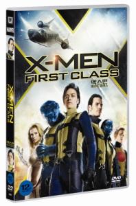 엑스맨: 퍼스트 클래스 [X-MEN: FIRST CLASS] [1disc]