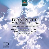 MESSA DI REQUIEM/ CORRADO ROVARIS [도니제티: 진혼 미사곡(레퀴엠)]