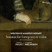 SONATAS FOR FORTEPIANO & VIOLIN VOL.1 [모차르트 - 바이올린 소나타 1집]
