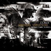 GOLDBERG VARIATIONS/ STUTTGART CHAMBER ORCHESTRA [슈투트가르트 챔버오케스트라: 바흐 골드베르크 변주곡]