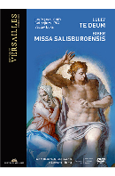 TE DEUM & MISSA SALISBURGENSIS/ VACLAV LUKS [륄리: 테 데움 & 비버: 미사 살리스부르겐시스]