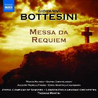 MESSA DA REQUIEM/ THOMAS MARTIN