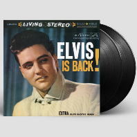 ELVIS IS BACK! [200G 45RPM LP]