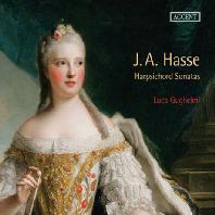 HARPSICHORD SONATAS/ LUCA GUGLIELMI