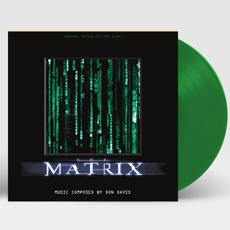 THE MATRIX [NEON GREEN 180G LP] [매트릭스]