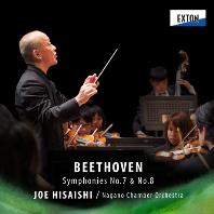 SYMPHONIES NOS.7 & 8/ JOE HISAISHI [베토벤: 교향곡 7, 8번 - 히사이시 조]