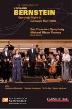 A CELEBRAION OF LEONARD BERNSTEIN/ MICHAEL TILSON THOMAS [번스타인 90세 생일 축하 공연]