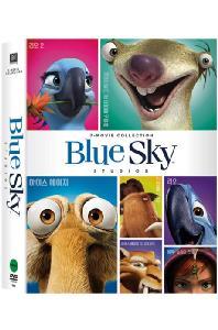 블루 스카이 7 무비 컬렉션 [한정판] [BLUE SKY STUDIOS: 7 MOVIE COLLECTION]