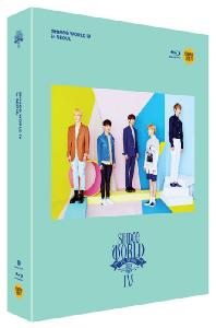 SHINEE WORLD IV IN SEOUL [BD+포토북]