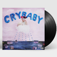 CRY BABY [DOWNLOAD CARD] [LP]