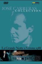 JOSE <!HS>CARRERAS<!HE> COLLECTION: LA GRANDE NOTTE A VERONA [호세 카레라스 컬렉션: 1988년 베로나 콘서트]