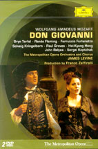 DON GIOVANNI/ JAMES LEVINE