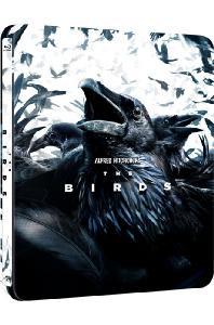 새: 55주년 기념 [스틸북 한정판] [THE BIRDS]
