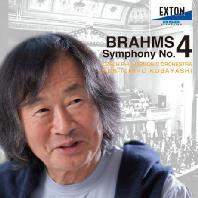 SYMPHONY NO.4/ KEN-ICHIRO KOBAYASHI [브람스: 교향곡 4번 - 고바야시 겐이치로]