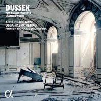 두세크: 두대의 피아노를 위한 협주곡, 피아노 5중주