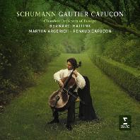 CELLO CONCERTO/ GAUTIER CAPUCON, BERNARD HAITINK [슈만: 첼로 협주곡 - 카퓌송, 하이팅크]