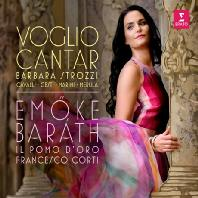 VOGLIO CANTAR/ FRANCESCO CORTI [에모케 바라스: 바바라 스트로치와 동시대 바로크 음악]