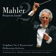 SYMPHONY NO.2 `RESURRECTION`/ BENJAMIN ZANDER [말러: 교향곡 2번 <부활>| 벤자민 잰더]