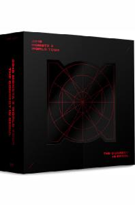 THE CONNECT IN SEOUL: 2018 WORLD TOUR [3DVD+MD]