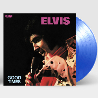 GOOD TIMES [180GTRANSPARENT BLUE LP] [한정반]