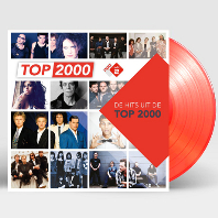 TOP 2000: NPO RADIO [180G TRANSPARENT RED LP] [한정반]