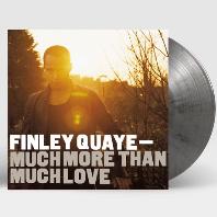 MUCH MORE THAN MUCH LOVE [SILVER & BLACK MARBLED] [180G LP] [한정반]